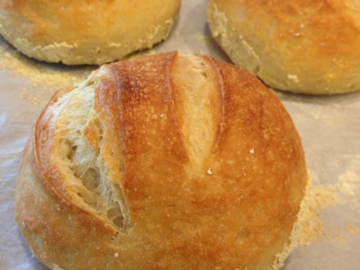 A Family Gathering and Our Favorite Bread Recipe